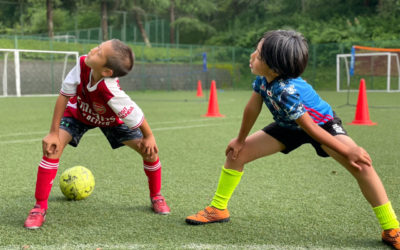 Summer Camps in Chiba ends, Shimoda next week