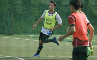 Talent – U15 Player Conrad to be named MVP of a selection for spanish clubs