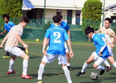 FC Nomade 7s Tournament Footy Japan