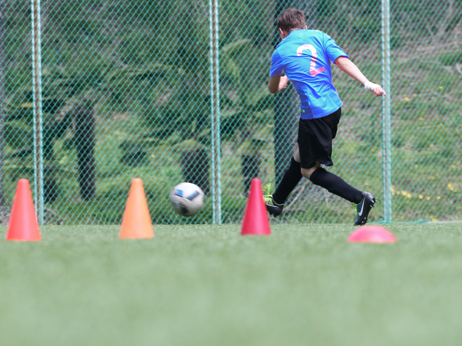 Soccer camps in France with pro clubs academies