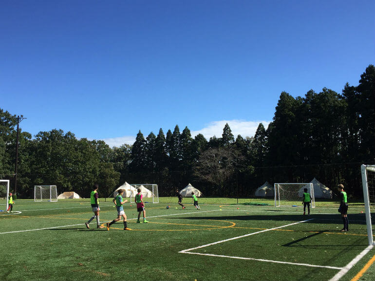 Soccer Camp Fall 2017